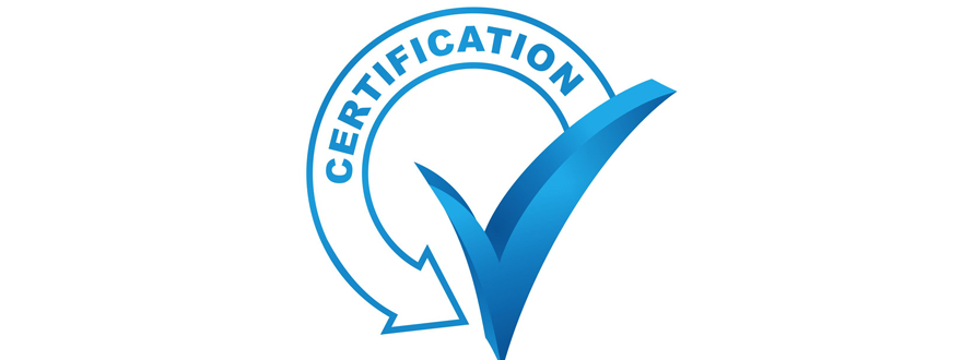 certification ISO